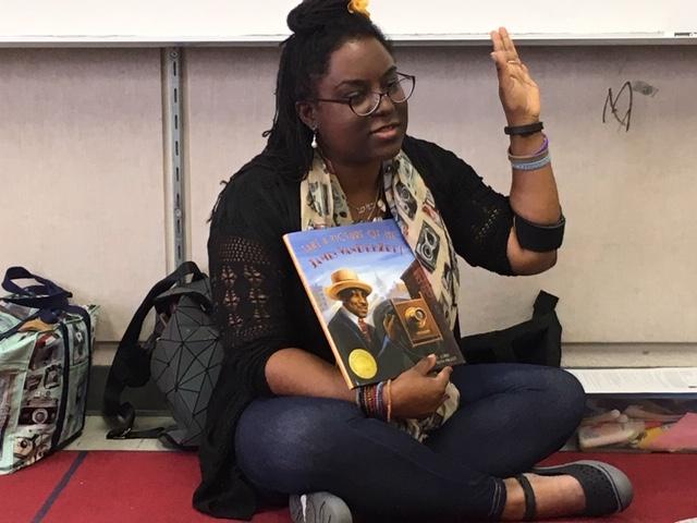 Andrea Loney reading at Politi